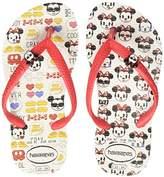 Havaianas Disney Cool, Unisex Kids Flip Flops,1/2 UK (33/34 BR) (35/36 EU)