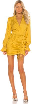 L'Academie The Nichole Mini Dress
