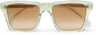Paul Smith Square-Frame Acetate Sunglasses