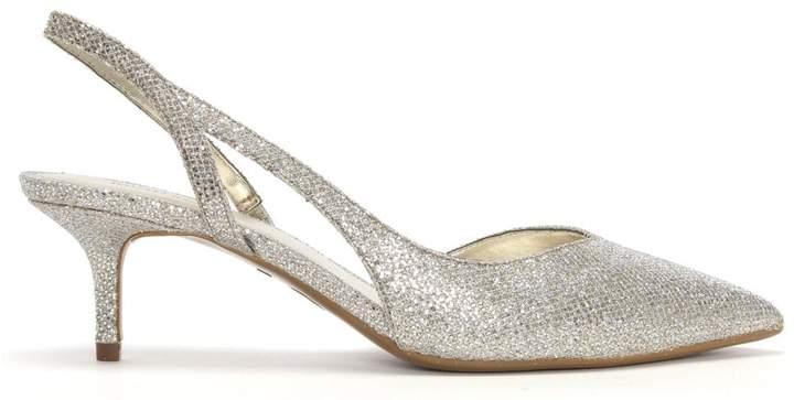 07b88a9304d8 Champagne Glitter Heels - ShopStyle Australia