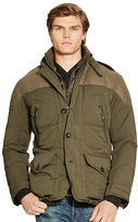 Polo Ralph Lauren Paneled Down Coat