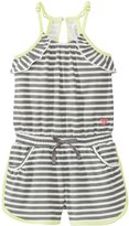 Roxy Girls' Tom Boy Cover Up Romper (2yrs6X) - 8136313