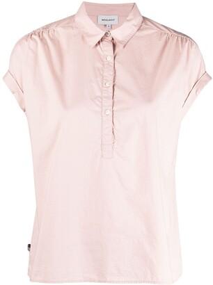 Woolrich Short-Sleeve Cotton Shirt