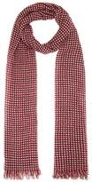 Etoile Isabel Marant Isabel Marant, Étoile Zali wool and cashmere scarf