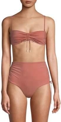 A.N.A Santa Bikini Top
