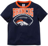 Gerber Denver Broncos Poly Football T-Shirt, Toddler Boys (2T-4T)