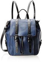 BCBGMAXAZRIA Addison Buckle Strap Backpack