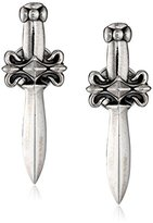 King Baby Studio Dagger Post Earrings