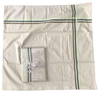 Givenchy Beige Cotton Textiles