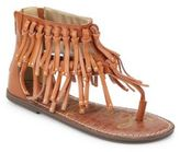 Sam Edelman Kid's Griffin Fringe Sandals