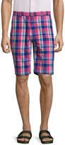 Brooks Brothers Men's Multi Madras Bermuda Shorts