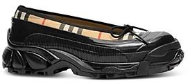 Burberry Women's Vintage Check Flats