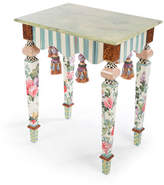 Mackenzie Childs MacKenzie-Childs Marble Side Table