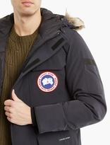 Canada Goose Navy Citadel Parka Coat