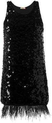 Liu Jo embellished shift dress
