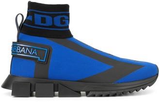 Dolce & Gabbana Sorrento high-top sneakers