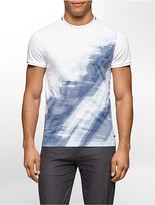 Calvin Klein Premium Slim Fit Crewneck Short Sleeve Graphic Shirt