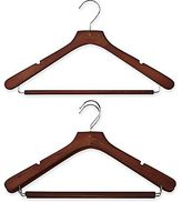 Michael Graves Design 3-Pack Suit Hanger Set