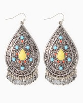 Charming charlie Moroccan Muse Earrings