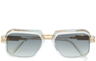 Cazal oversized frame sunglasses