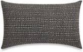 Kenneth Cole Mineral 12-Inch x 20-Inch Decorative Pillow in Grey