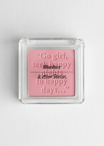 Thumbnail for your product : And other stories Satin Magenta Blush