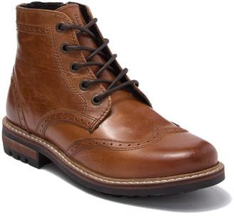 Crevo Tristen Leather Wingtip Boot