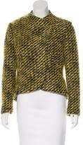 Thakoon Wool-Blend Asymmetrical Coat