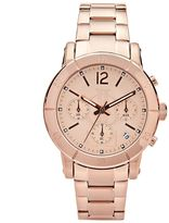 JLO by Jennifer Lopez Women's Stainless Steel Chronograph Watch