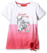 Salt&Pepper SALT AND PEPPER Girl's T-Shirt - Pink -