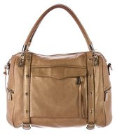 Rebecca Minkoff Cupid Leather Satchel