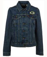 Levi's Women's Green Bay Packers Denim Trucker Jacket