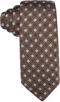 Tasso Elba Men's Core Floral Medallion Classic Tie, Only at Macy's