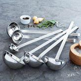 Sur La Table Stainless Steel Ladles