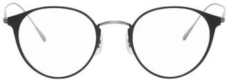 Oliver Peoples Black Otteson Glasses