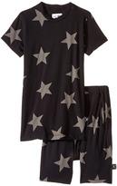 Nununu Short Star Loungewear Kid's Pajama Sets