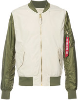 Alpha Industries L-2B Dragonfly Jacket - unisex - Nylon - S