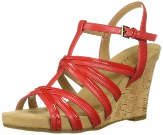 Aerosoles Right Plush Wedge Sandal
