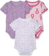 Care Baby Girls' 4133 Bodysuit,pack of 3