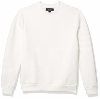 Forever 21 Men's Mixed Ribbed Knit Top