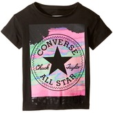Converse In the Clouds Tee (Toddler/Little Kids)