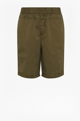 French Connection Machine Stretch Panelled Shorts