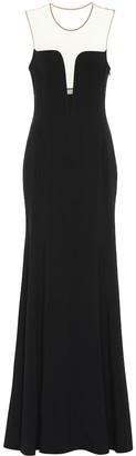 Stella McCartney Silk twill gown