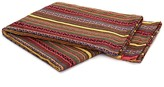 Karma Living Multistripe Throw - Brown
