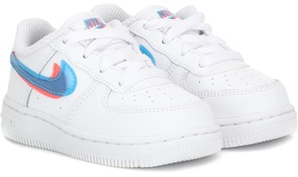 Nike Force 1 LV8 leather sneakers
