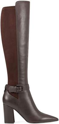 Nine West Collins Leather Tall Boots