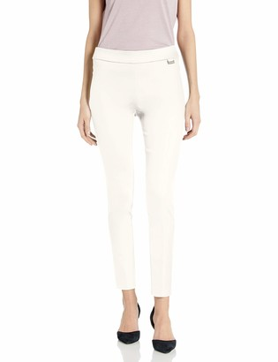 Calvin Klein Women's Cropped Pull On Pant