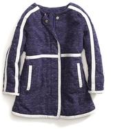 Tommy Hilfiger Sherpa-Lined Fleece Jacket