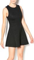 J.o.a. Sleeveless Woven Dress