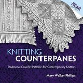 Dover Knitting Counterpanes